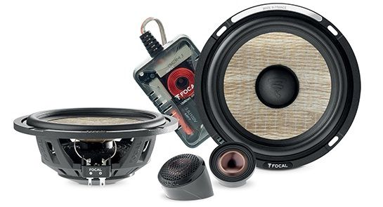 focal component speakers a
