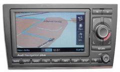 Audi A3, A4, A6, TT, R8 RNS-E 2020 Navigation Plus Map Update DVD - 8P0060884DJ