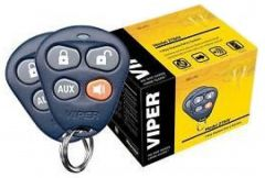 Viper 412V - 211HV Keyless Entry Car System with Ignition Controlled Door Locks