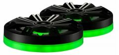 Kicker 47KLSR65 RGB LED single ring for a 6.5-inch speakers/subwoofers (Pair)