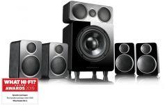 Wharfedale DX2 5.1ch Home Cinema Speaker System Black