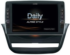 """Alpine X903D-1 Iveco Daily 2014 onwards 9"""" DAB Bluetooth HDMI Android Auto CarPlay"""