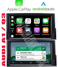 Citroen Apple CarPlay Android Auto Touch Screen Interface SKU96305-2