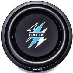 "Hifonics BXS8D4 - 8"" Dual 4 ohm Brutus Series 400w Shallow Mount Subwoofer"