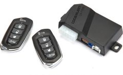 Code Alarm CA1155 Car security and keyless entry system with auxiliary output