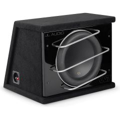 "JL Audio CLS110RG-W7AE - ProWedge™ enclosure with 10"" W7AE subwoofer"