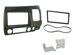 Honda Civic 2006-2011 Double Din Fascia Fitting Panel CT23HD09