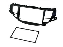 Connects 2 CT23ST05 - Seat Ibiza 2008 onwards Double Din Facia kit in Light Black