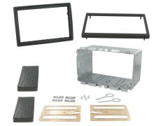 Renault Megane II 2006-2008 Car Stereo Double Din Fascia Panel CT23RT03
