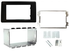 Vauxhall Movano 2020 Onwards Double Din Stereo Fascia Panel Adaptor CT23RT18