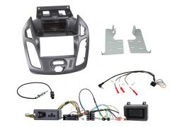 Ford Transit-Connect 2013 Double Din Car Stereo Fascia Fitting Kit CTKFD82