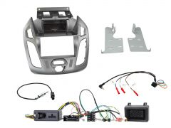 Ford Transit-Connect 2013 Double Din Car Stereo Fascia Fitting Kit CTKFD84
