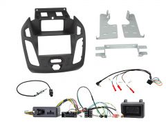 Ford Transit-Connect 2013 Double Din Car Stereo Fascia Fitting Kit CTKFD85