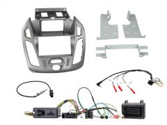 Ford Transit-Connect 2013 Double Din Car Stereo Fascia Fitting Kit CTKFD86