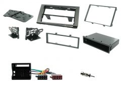 Ford C,S-Max, Fiesta, Fusion, Galaxy, Kuga, Transit, Transit-Connect Double Din Car Stereo Fascia Fitting Kit CTKFD90