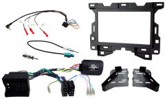 Mercedes Sprinter 2018 onwards Double Din Complete Fitting Kit CTKMB25