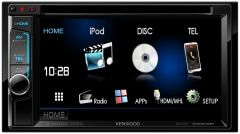 "Kenwood DDX-5016DAB - Double Din 6.2"" VGA Touch Screen"