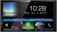 Kenwood DDX-9716BTS Double Din WVGA USB/DVD-Receiver with built-in Bluetooth