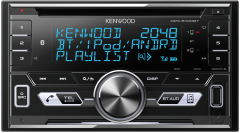 Kenwood DPX-5100BT Bluetooth IPHONE/ANDROID Variable Illumination.