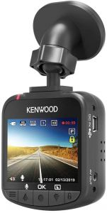 "Kenwood DRV-A100 - HD DashCam with 2.0"" LCD Screen 16GB SD-Card"