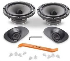 "Focal IFP207 Peugeot 207 307 308 17cm 6.5"" 2 Way Car Custom Upgrade Speaker Kit"