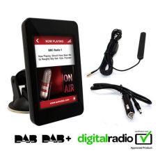 Universal Digital DAB Radio Receiver AutoDAB Go+