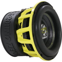 "Ground Zero Hydrogen GZHW 20XSPL-D1 - 8"" 20cm 1500 Watt Dual Voice Coil Subwoofer Bass Driver"