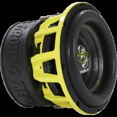 "Ground Zero Hydrogen GZHW 20XSPL-D2 - 8"" 20cm 1500 Watt Dual Voice Coil Subwoofer Bass Driver"