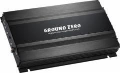 Ground Zero Iridium GZIA 1.600HPX-II Monoblock Amplifier w/ Bass Knob Included