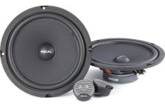 Focal ISU200 2-way  200mm 8″ 160w Component Speakers