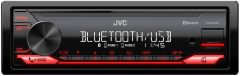 JVC KD-X272BT Digital Receiver Front USB Aux Direct iPod/ iPhone Control