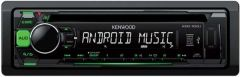 Kenwood KDC-100UG CD / MP3  / WMA USB / Auxillary Input ANDROID MUSIC CONTROL