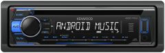 Kenwood KDC-110UB CD/MP3/WMA USB/Auxiliary Input ANDROID MUSIC CONTROL Blue Illumination