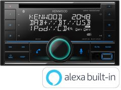 Kenwood DPX-7200DAB DAB Alexa Bluetooth iPod/iPhone/ANDROID  Illumination (Aerial included)