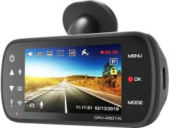 Kenwood DRV-A501W - Wide Quad HD DashCam with built-in Wireless LAN & GP