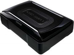 Kenwood KSC-SW11 Under Seat Powered Compact Active Subwoofer