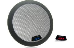 "Alpine KTE-10G - Grille for 10"" Type-R and Type-S subwoofers"