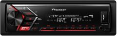 Pioneer MVH-S300BT USB/iPod Ready, Aux-input player with Bluetooth