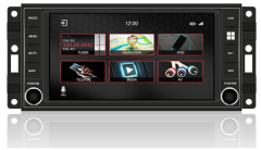Jeep Wrangler fits (2007-2017) Navigation,Radio FM/AM, DVD, CD,USB, Bluetooth, Mirror link headunit Dynavin N7-JP