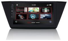 VW Touran since 2015 Navigation,Radio FM/AM, DVD, CD,USB, Bluetooth, Mirror link headunit Dynavin N7 – V011X – PRO