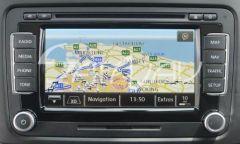 Volkswagen RNS-510 2019 Navigation Map Update Package - 1T0051859AQ