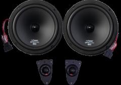 "VW T5 2003 - 2008 Vibe OPTIVWT5-V8 Optisound Complete Component Speaker Kit 6.5"""