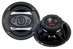 "Boss Audio P65.4C 6.5"" 4-Way 400W Full Range Speakers"
