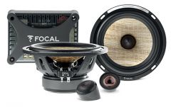 """Focal PS165 PXE - Flax Cone 6.5"""" (17 cm) 2-Way Component Speakers"""