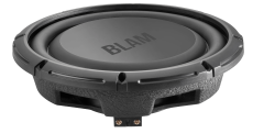 BLAM BL-RS10 RELAX 250 mm (10'') Extra-slim Subwoofer
