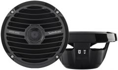Rockford Fosgate RM0652B 17cm 2-way Flush Mount Marine Speakers