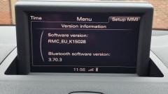 Audi A1, A6, A7, Q3 MMI RMC Firmware Update K16158