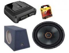 "JBL GX-A602 Amp + JBL S2-1024 10"" Sub Bass package deal"