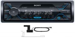 Sony DSX-A510BD DAB Radio Mechless Digital Receiver USB, Direct iPod & Aux-inputW DAB antenna