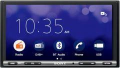 Sony XAV-3550D Double Din DAB FM Radio Bluetooth iPod iPhone Direct Control